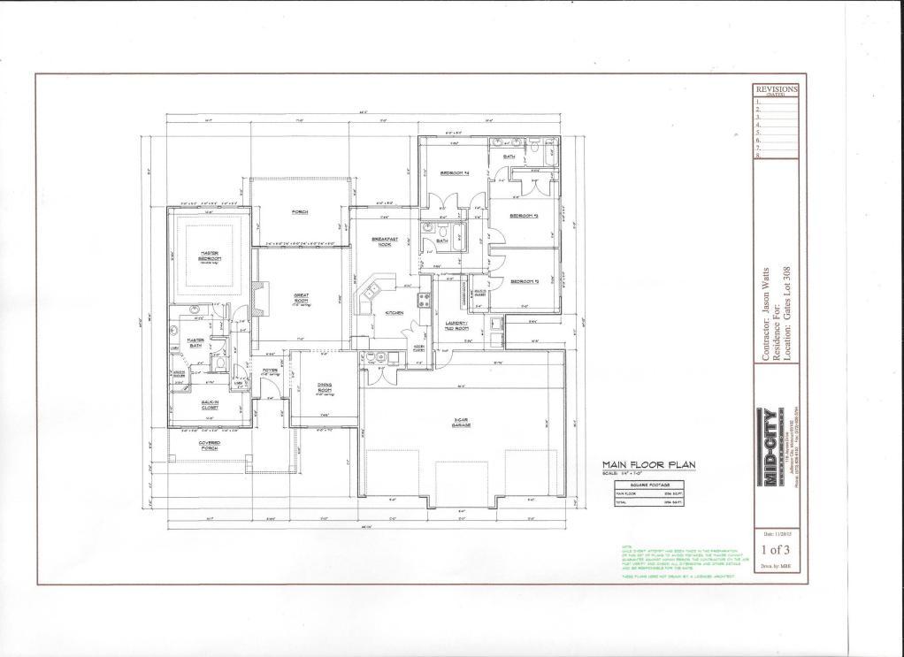 308 Floor Plan
